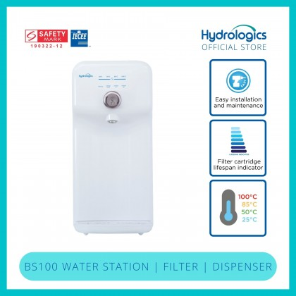 HYDROLOGICS WATER STATION BS100
